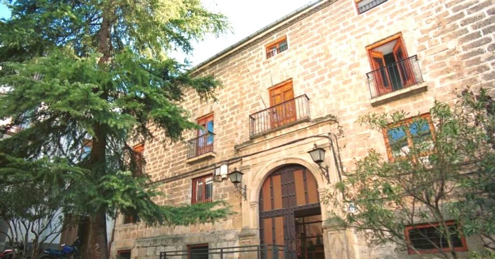 Albergue de Cazorla. Jaén.