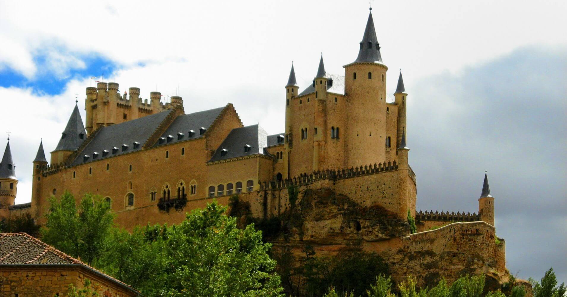 Alcázar de Segovia, Castilla y León.