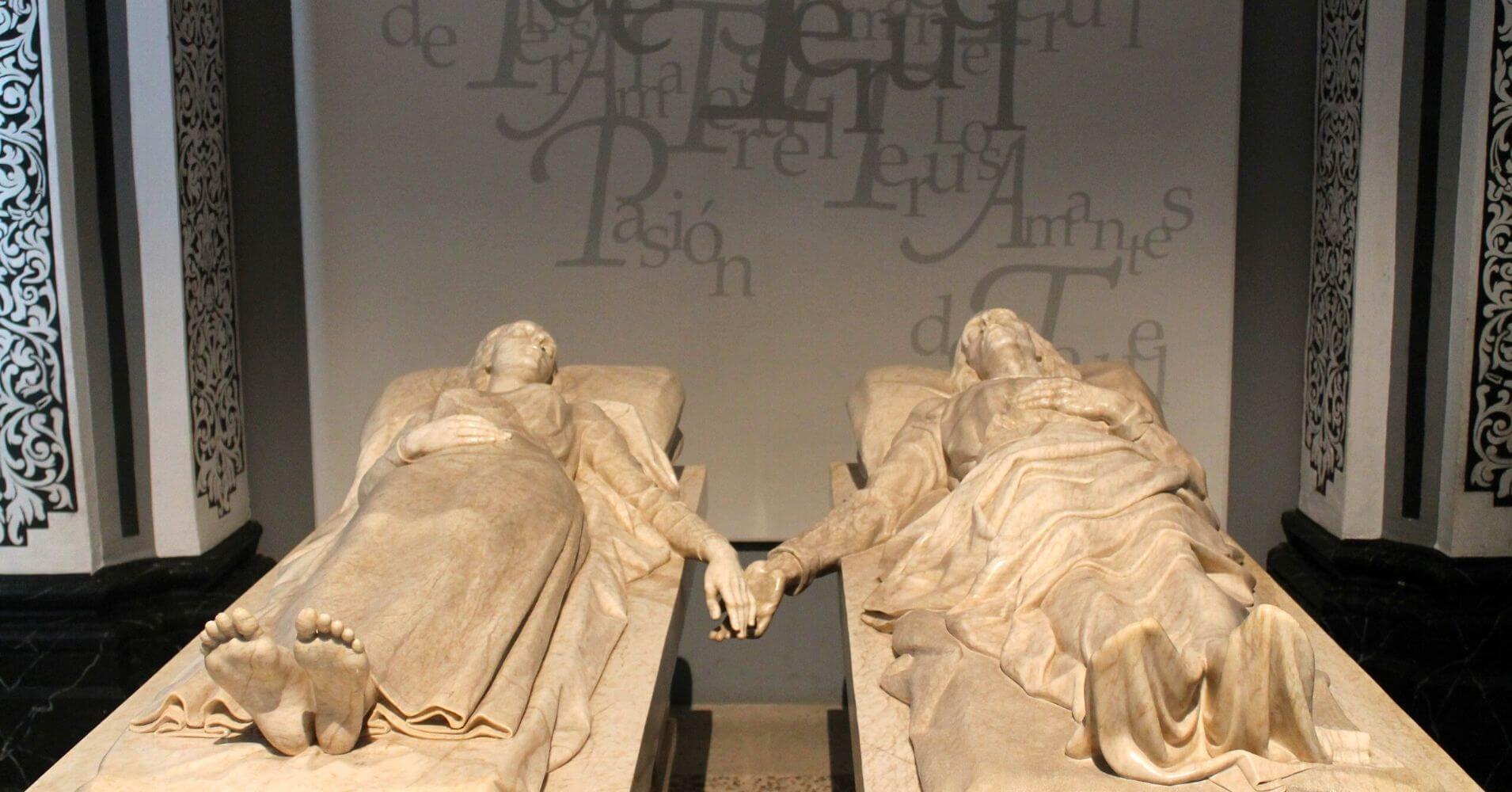 Amantes de Teruel, Viajar a Aragón.