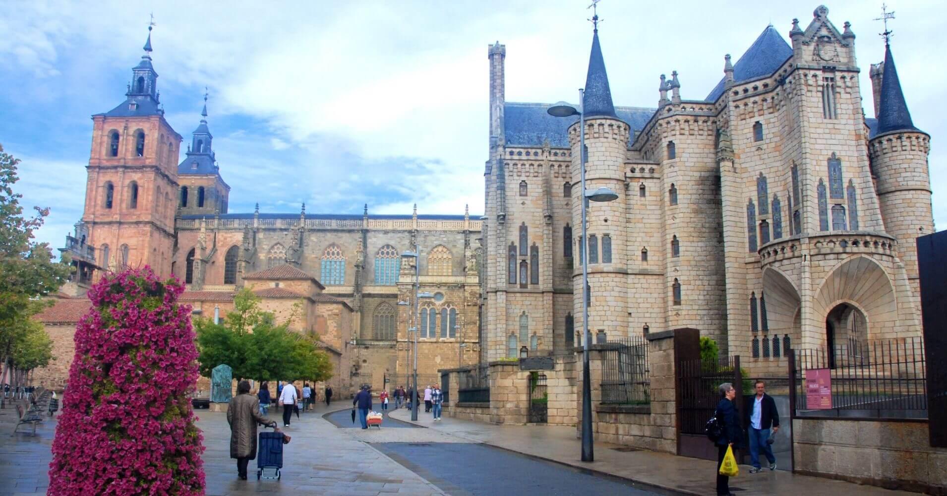 Astorga, León. Castilla y León.