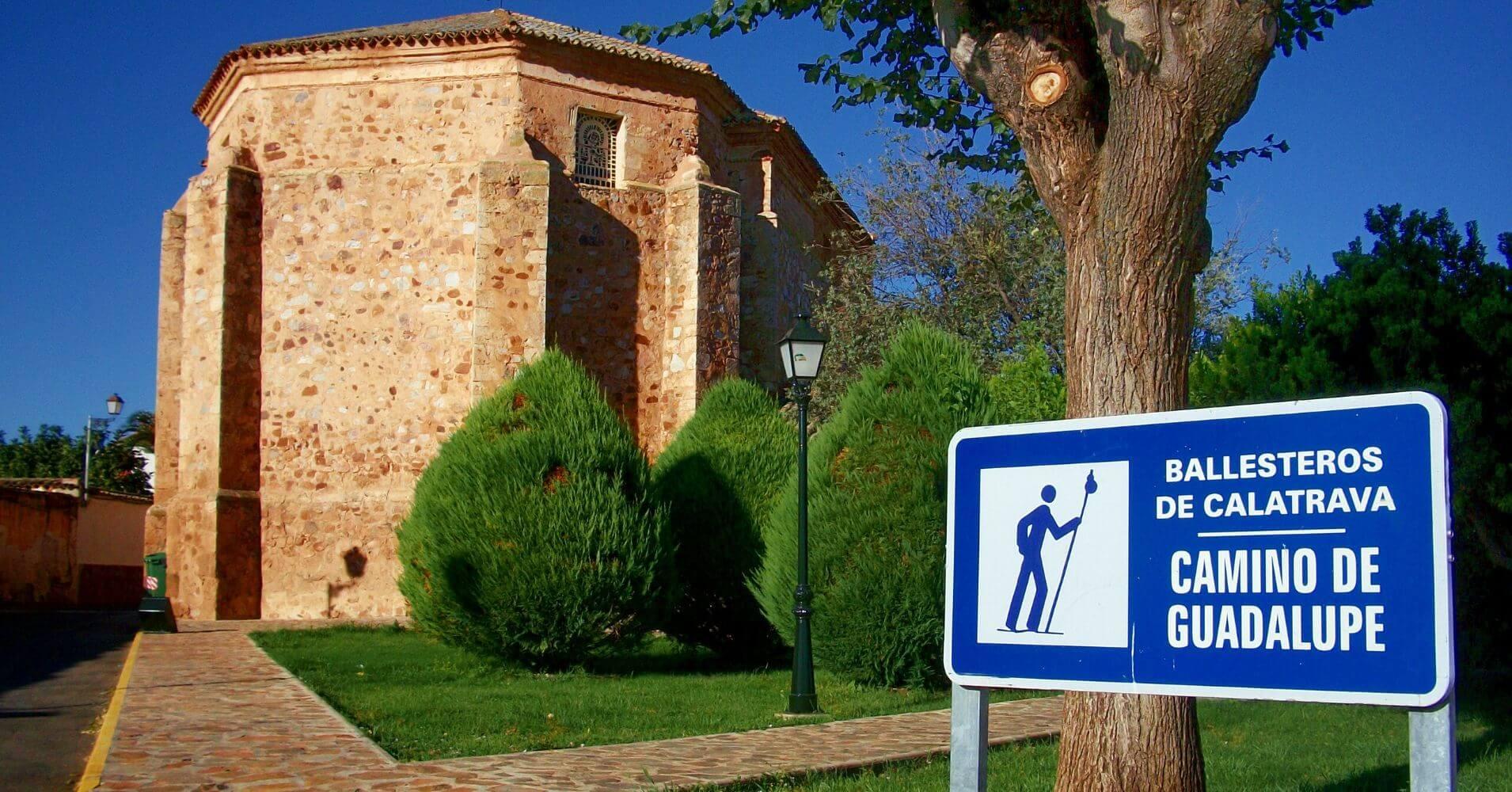 Camino de Guadalupe, Ciudad Real, Castilla la Mancha.