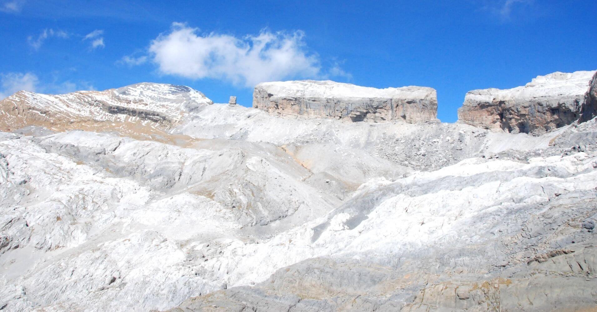 Brecha de Rolando. Parque Nacional de Ordesa y Monte Perdido. Huesca.