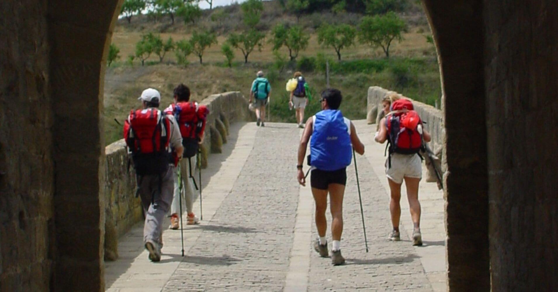 Caminos de Santiago Rutas Jacobeas de España.