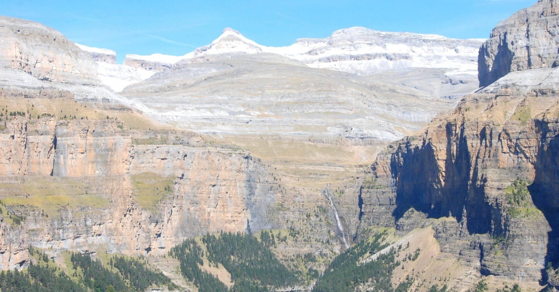 Cañón de Ordesa. Huesca.