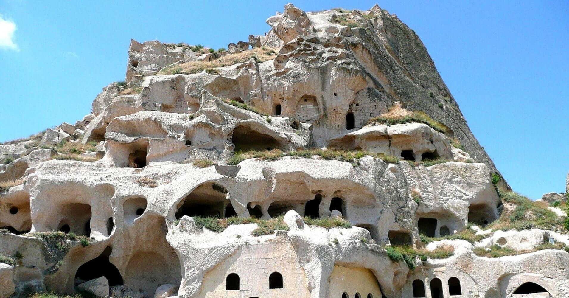 Capadocia. Viajar a Turquía.