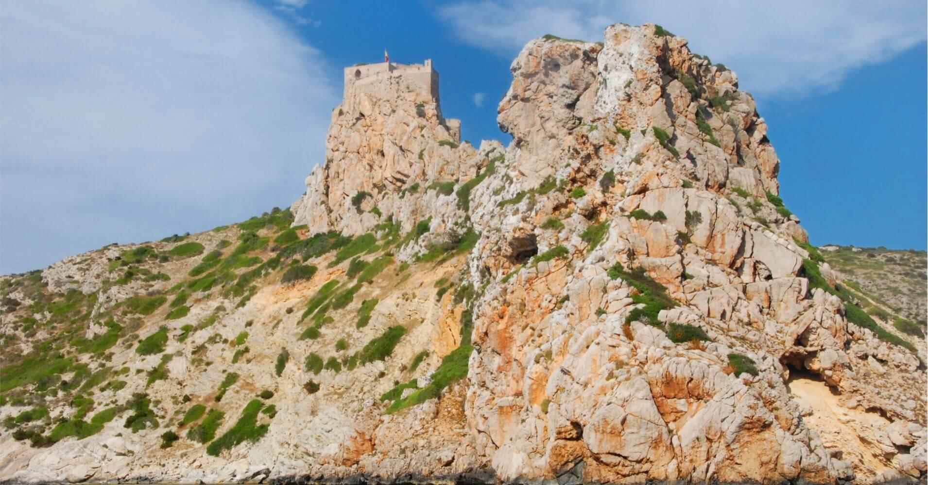Parque Nacional Marítimo Terrestre. Islas Baleares.