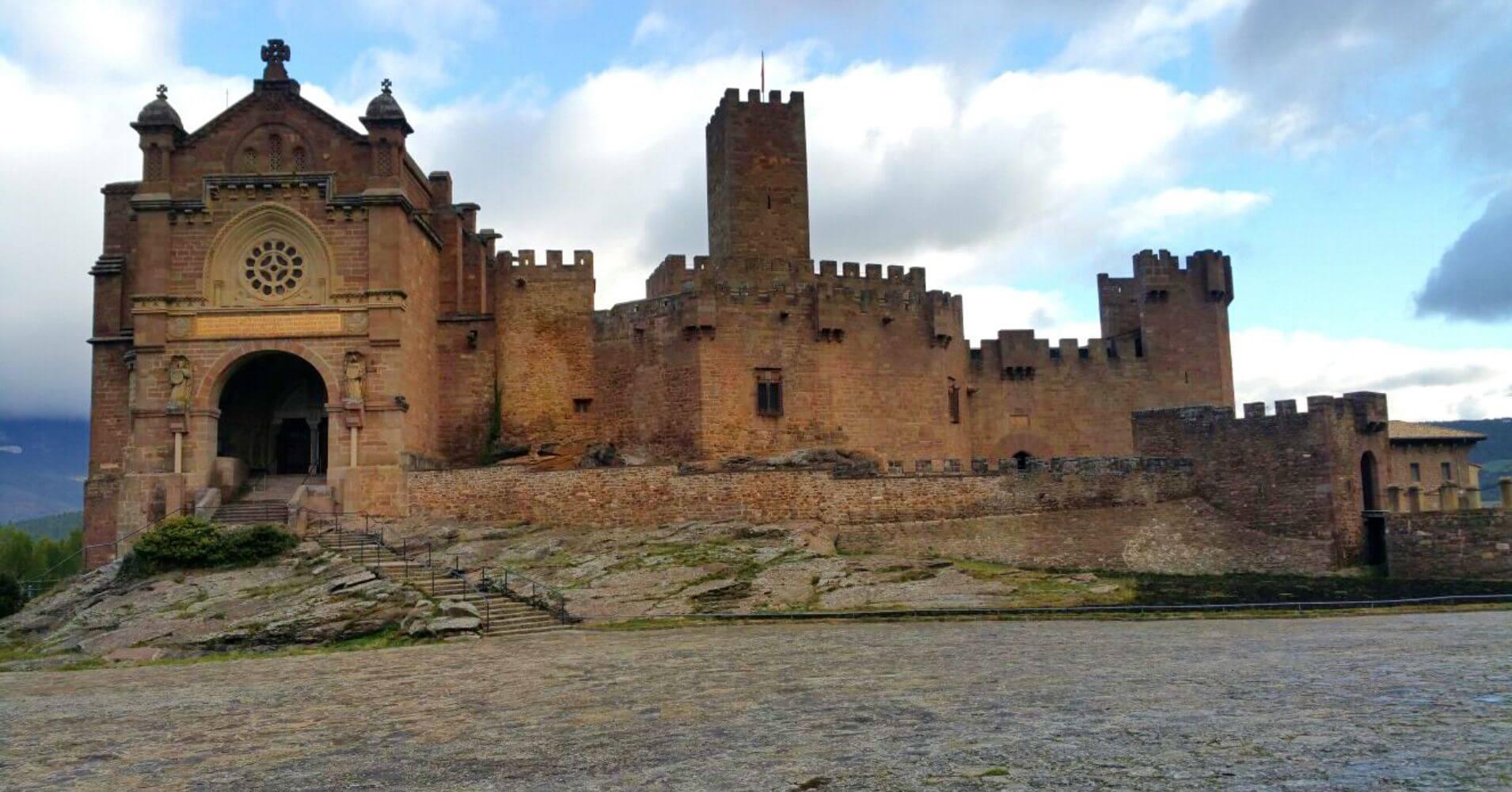 Castillo de Javier. Navarra.