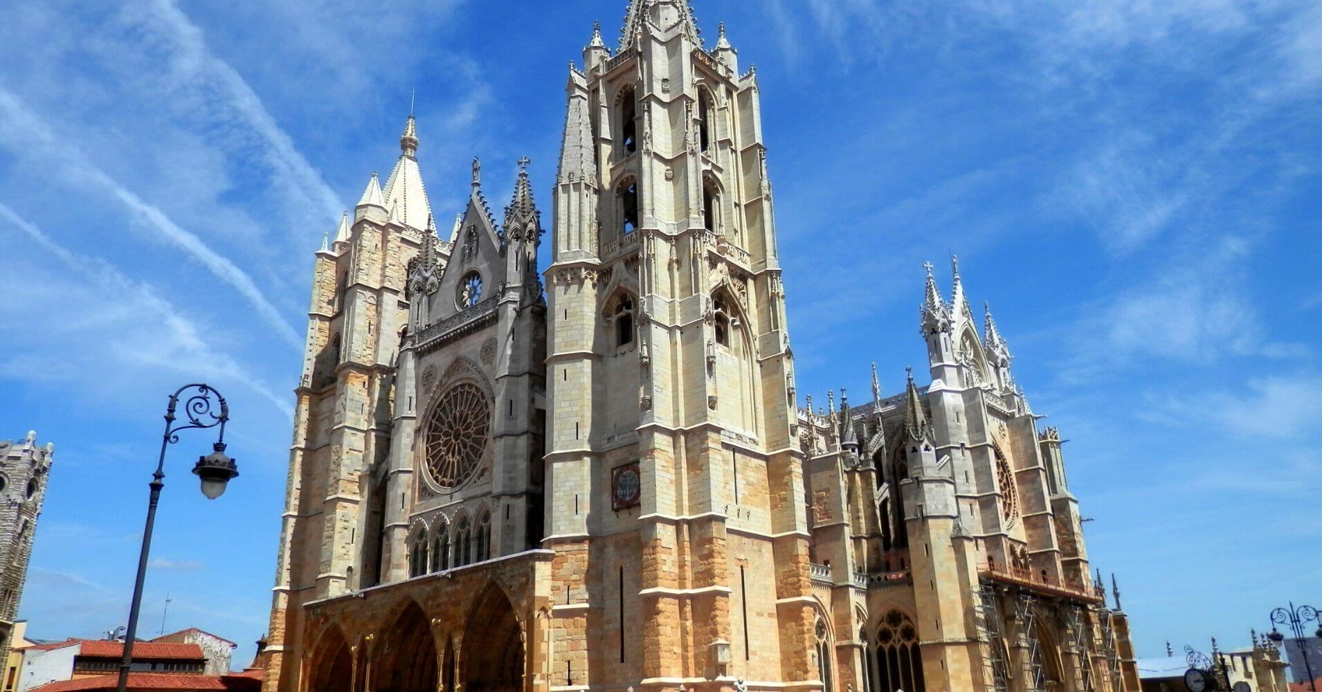 Catedral de León. Castilla y León.