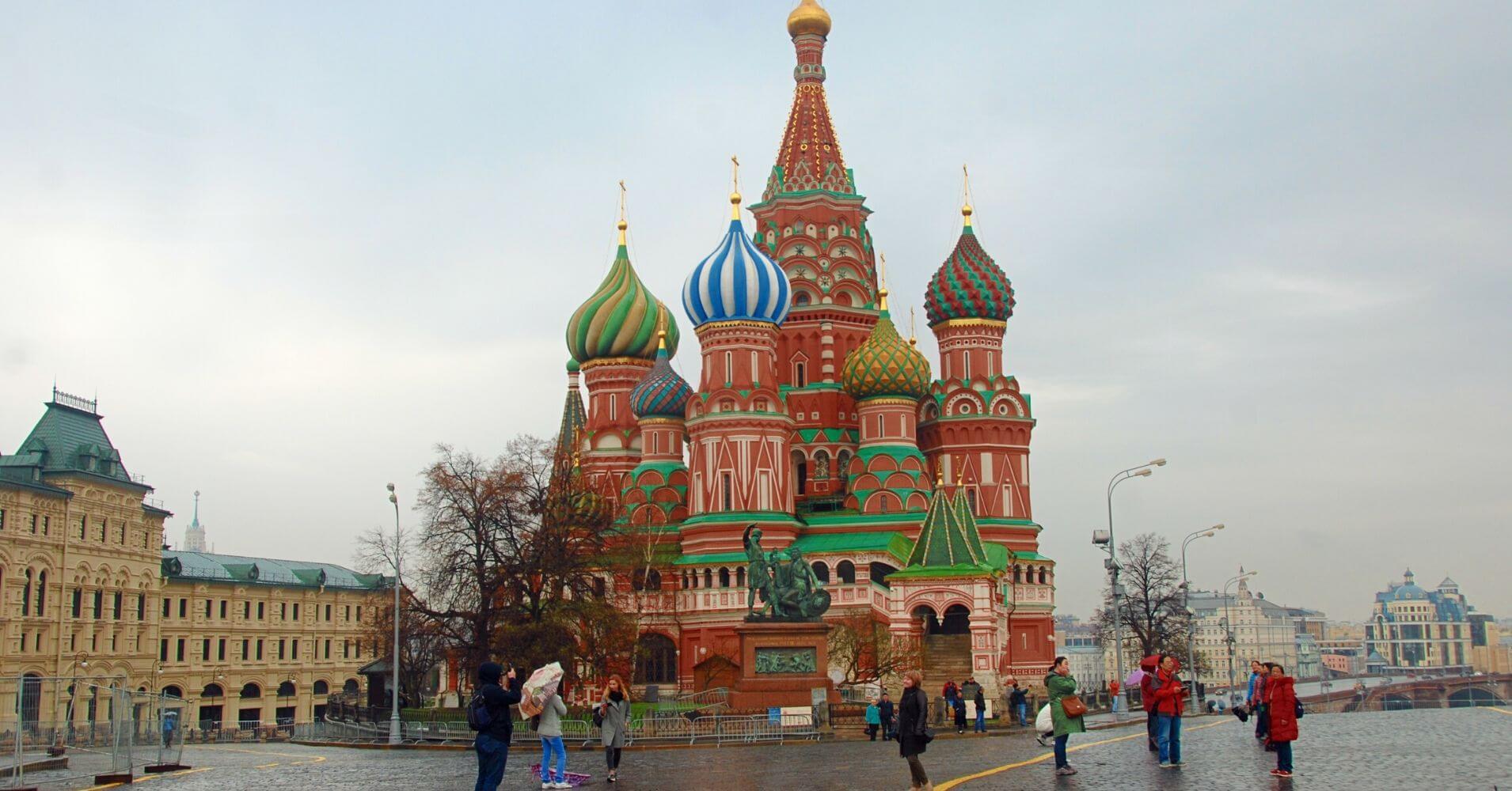 Catedral de San Basilio. Plaza Roja. Moscú. Viajar a Rusia.
