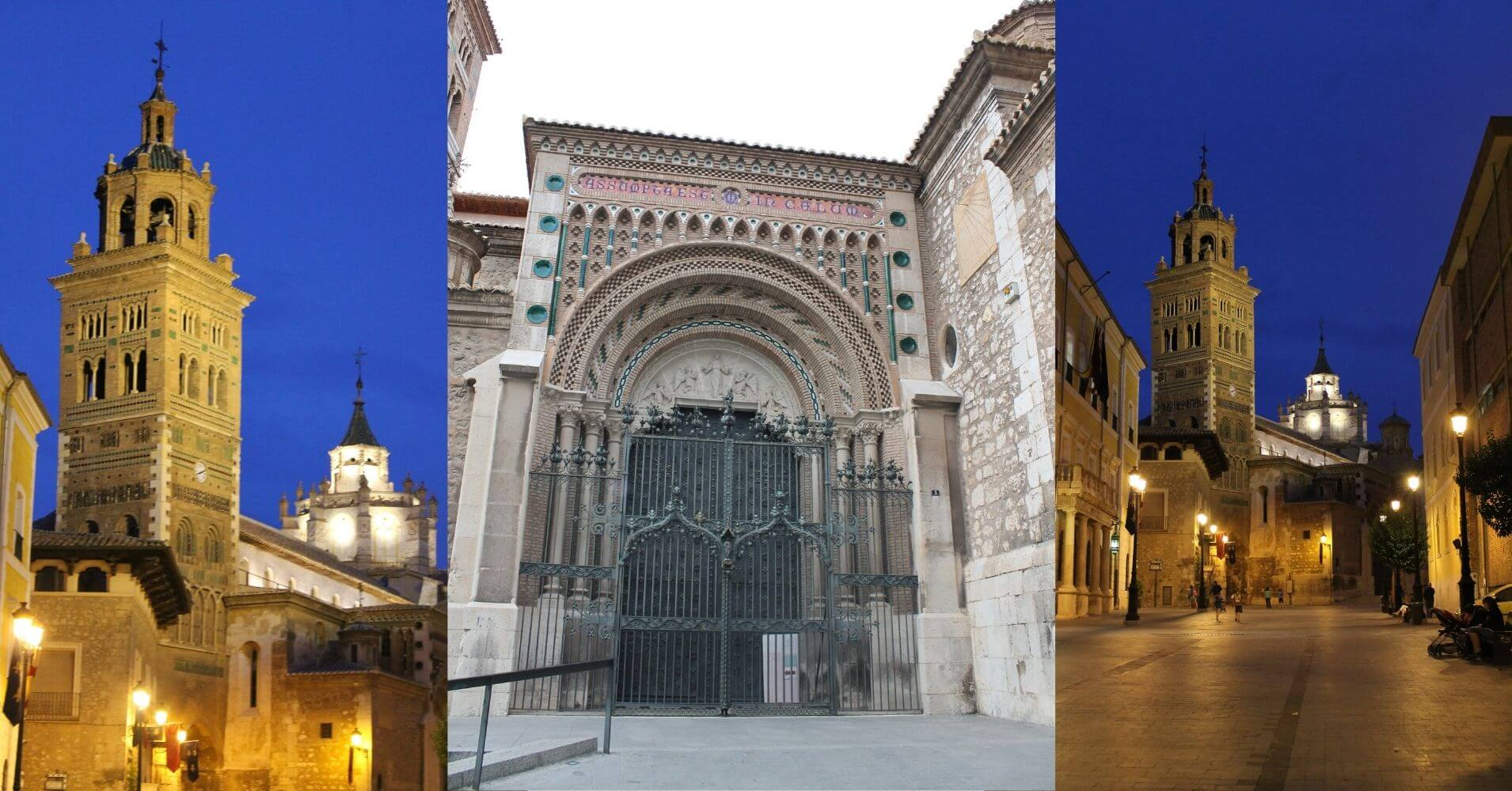 Catedral de Teruel, Aragón.