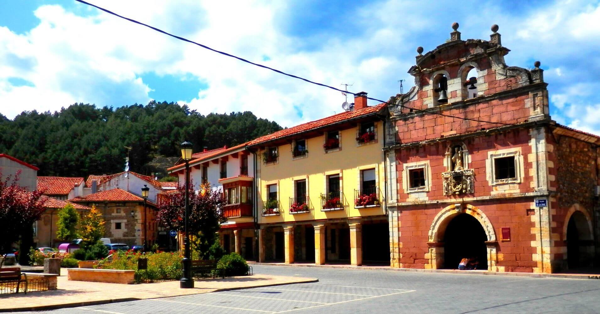 Cervera de Pisuerga. Palencia, Castilla y León.