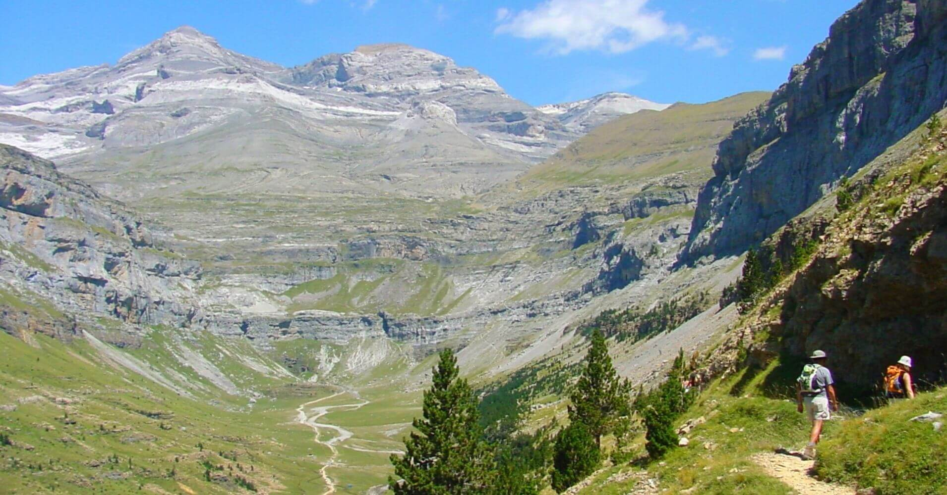Circo de Soaso. Parque Nacional de Ordesa. Huesca.