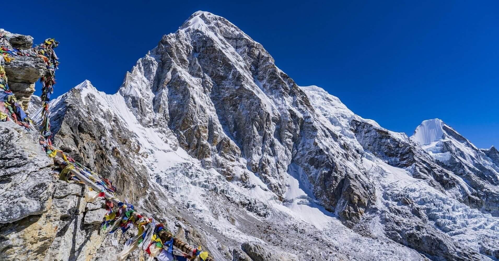 Cordillera del Himalaya. Nepal. Asia.
