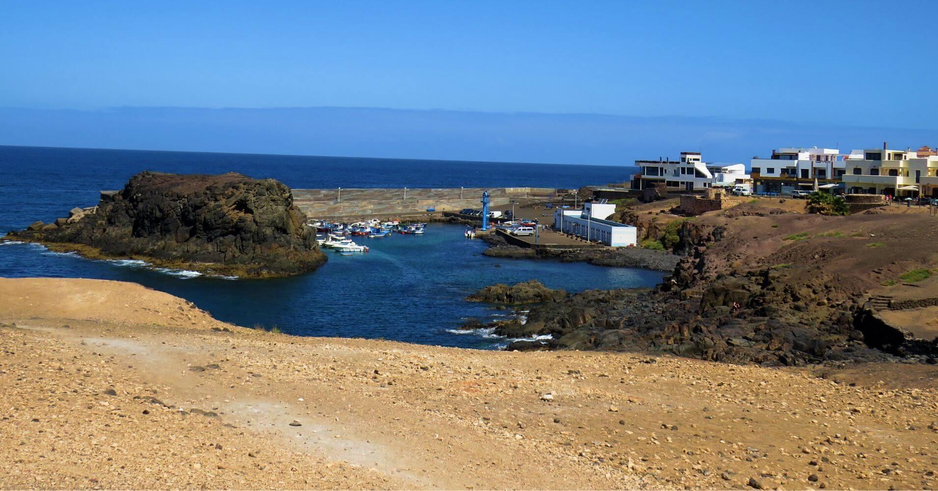 El Cotillo. Isla de Fuerteventura. Islas Canarias.