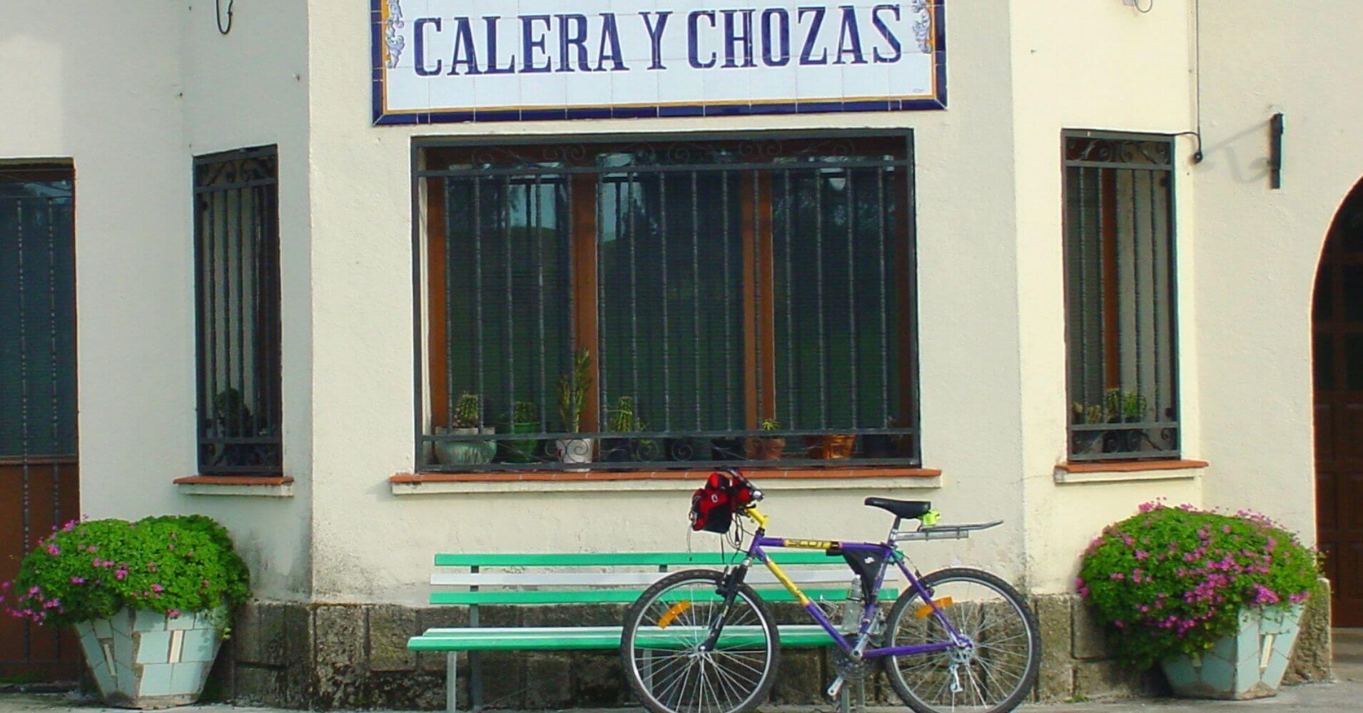 Estación de Calera y Chozas. Toledo, Castilla la Mancha.