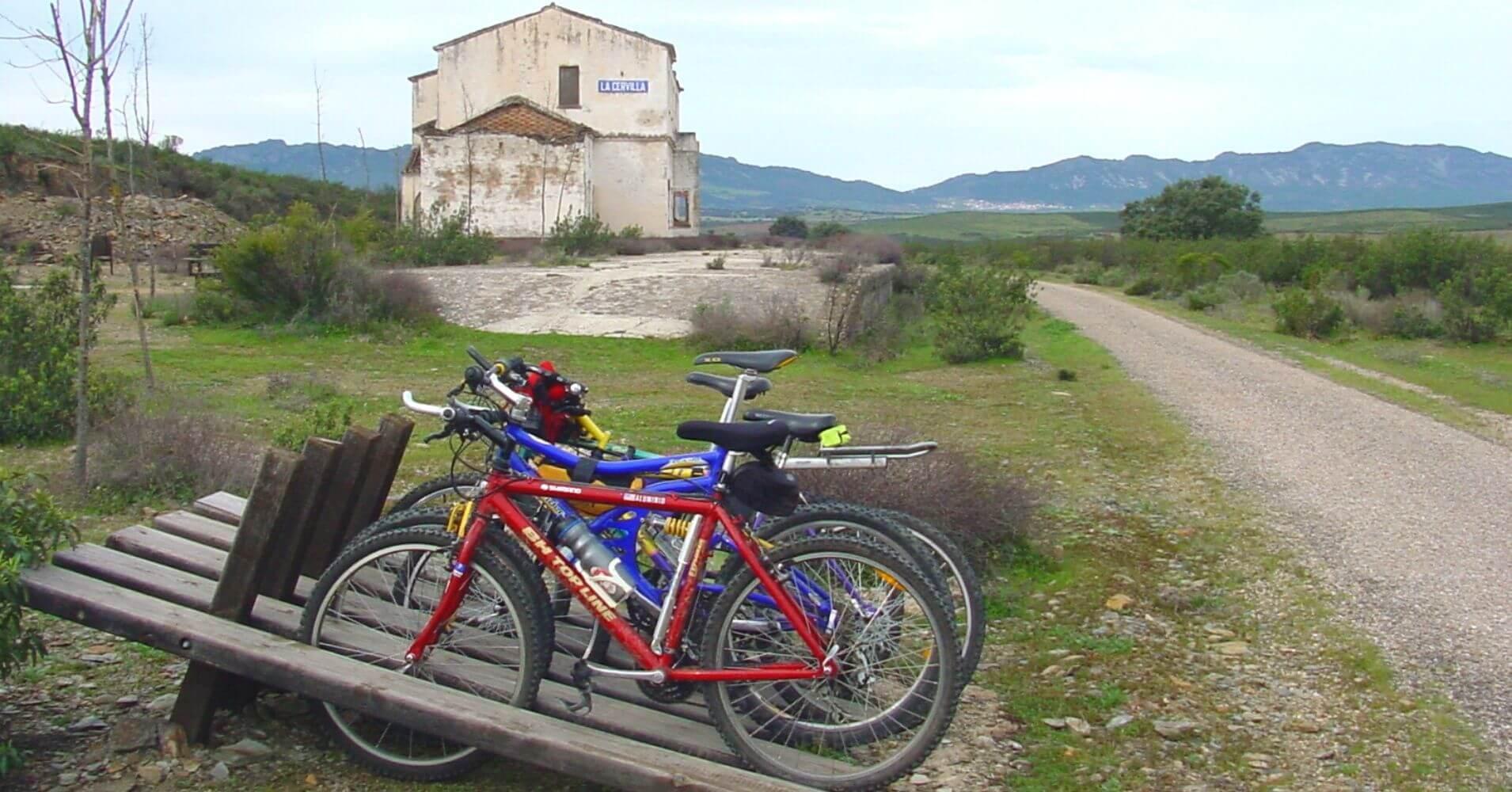 Estación de la Cervilla. Toledo, Castilla la Mancha.