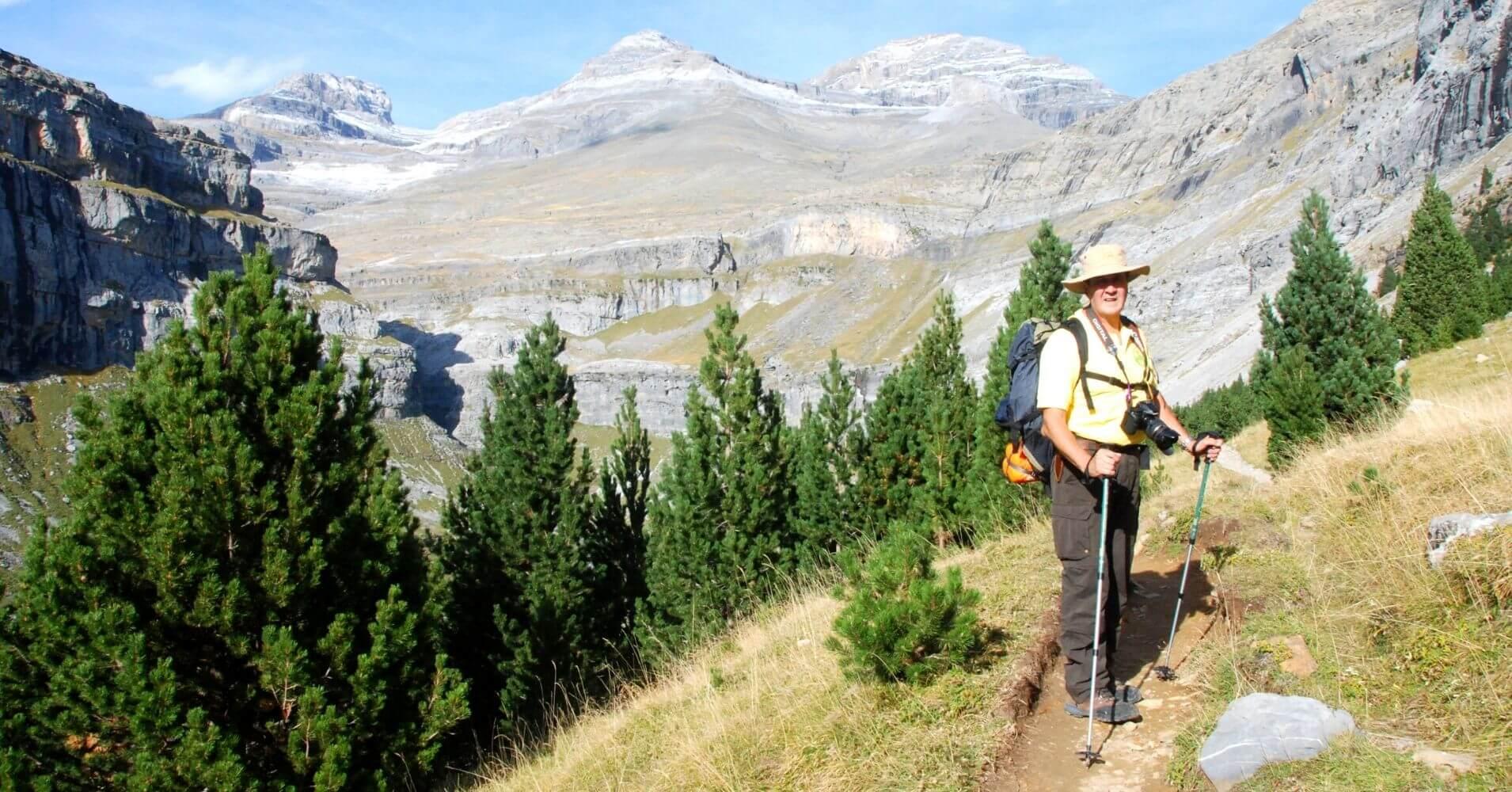 Faja de Pelay. Parque Nacional de Ordesa. Huesca.