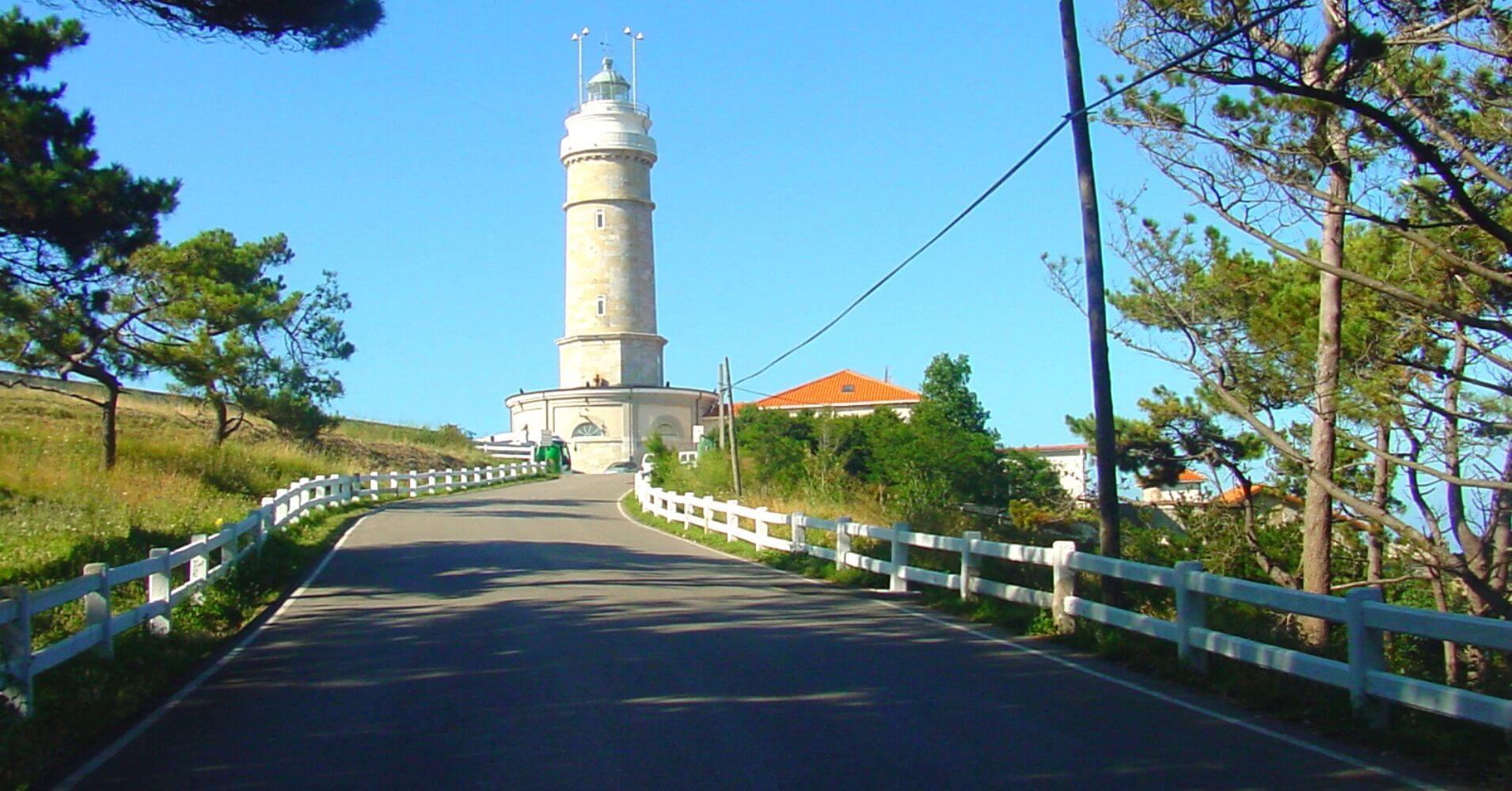 Faro de Cabo Mayor. Santander.
