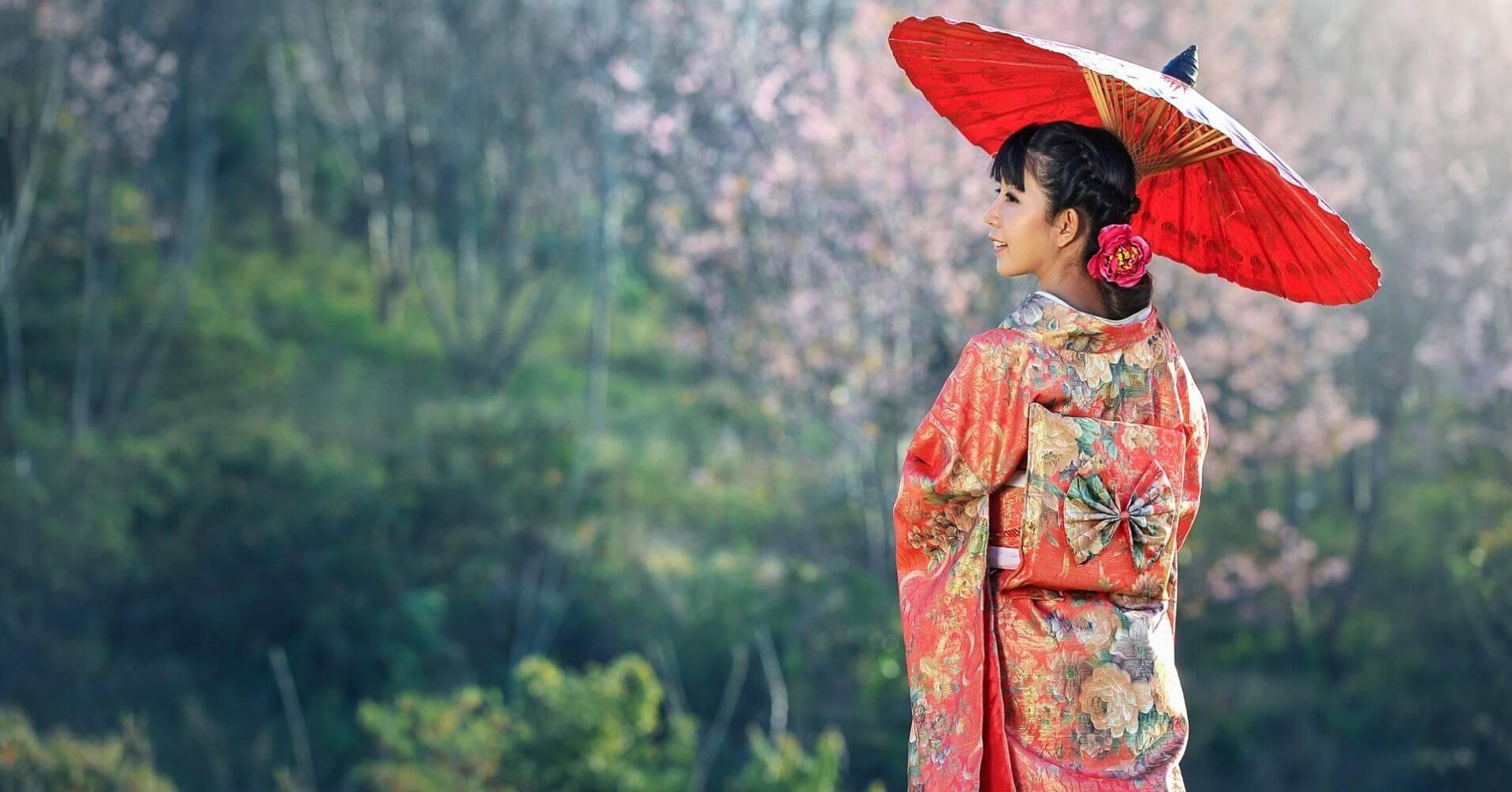 Geisha, Viajar a Japón.
