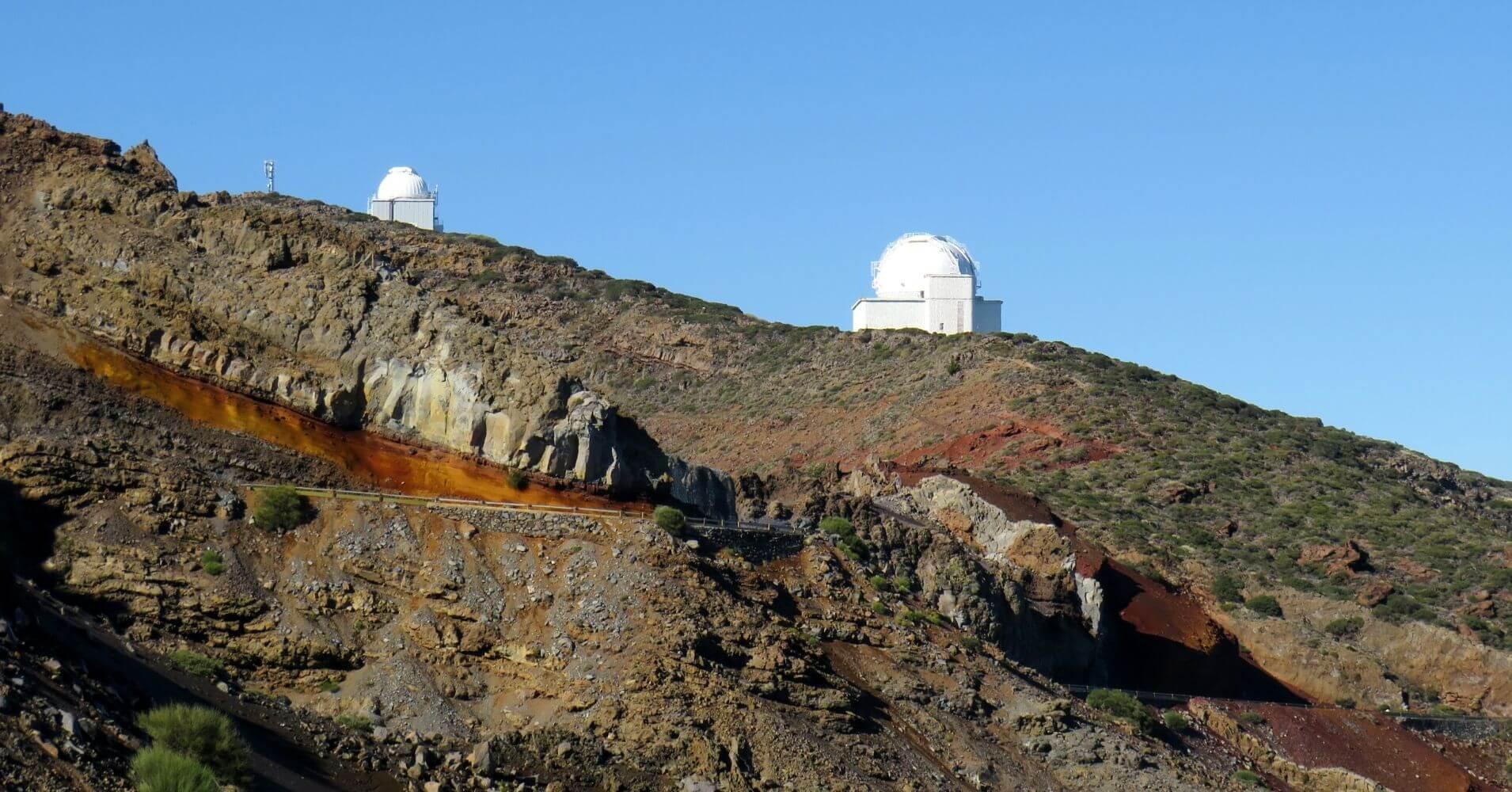 Gran Telescopio Canarias, Observatorio Astrofísico. La Palma, Islas Canarias.