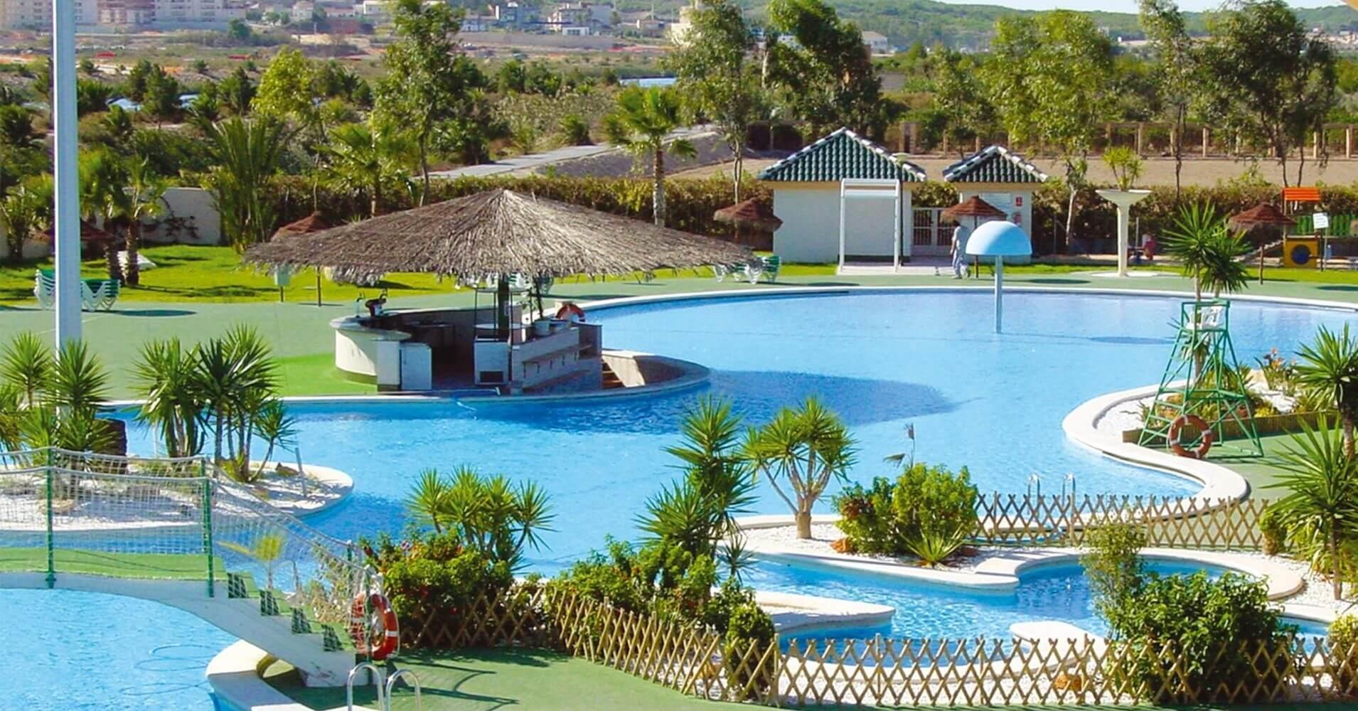 Guía Camping España. Camping Resort Marjal, Alicante.