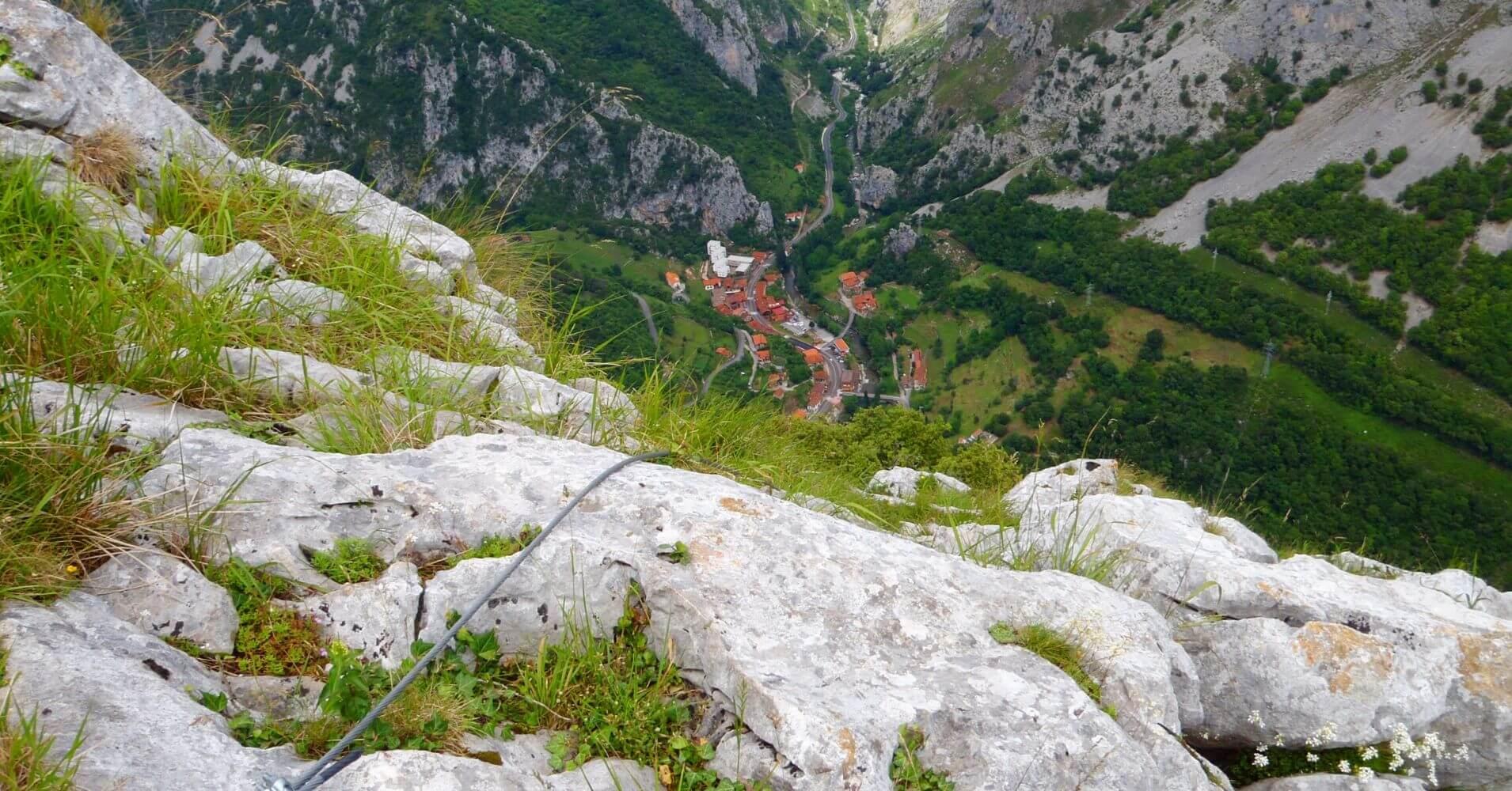 Integral de la Vía. Picos de Europa, Cantabria.