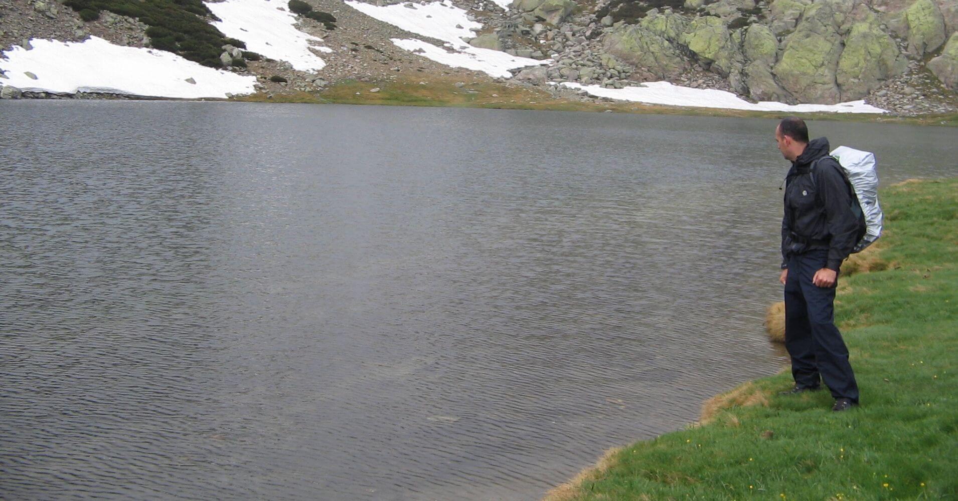 Laguna de los Caballeros, Ávila. Castilla y León.