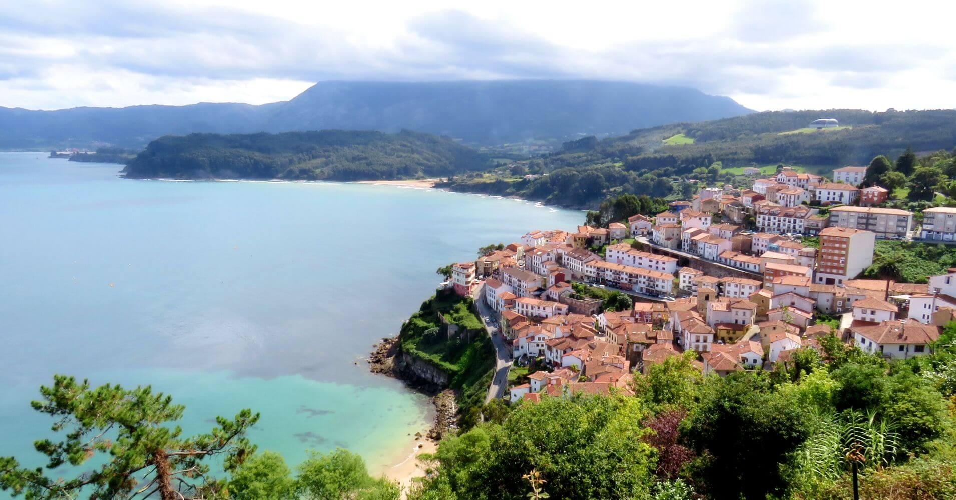 Lastres, Mi Viaje a Asturias.