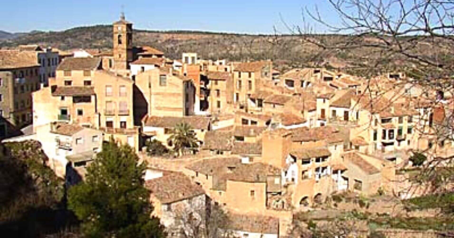Letur. Albacete, Castilla la Mancha.