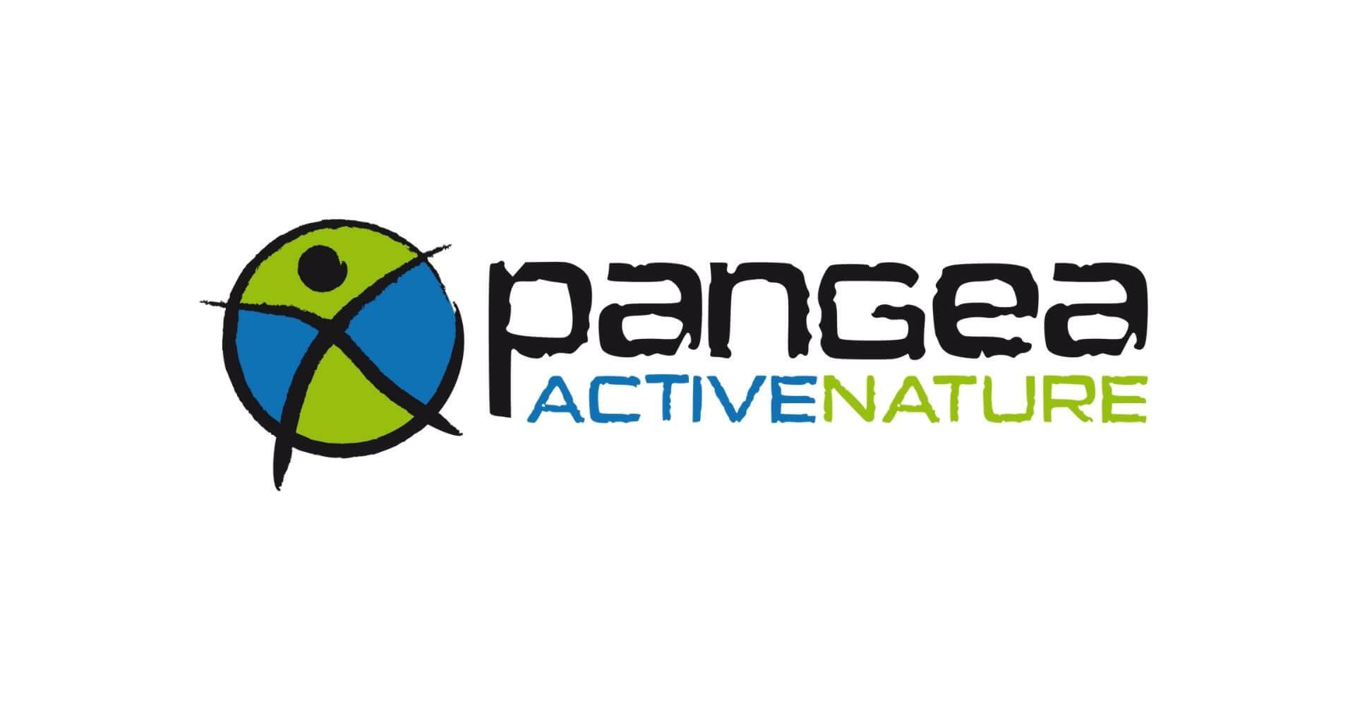 Logo Pangea Active Nature.