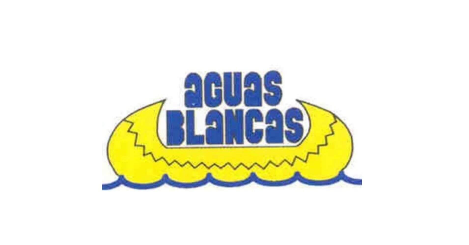 Logotipo de Aguas Blancas.