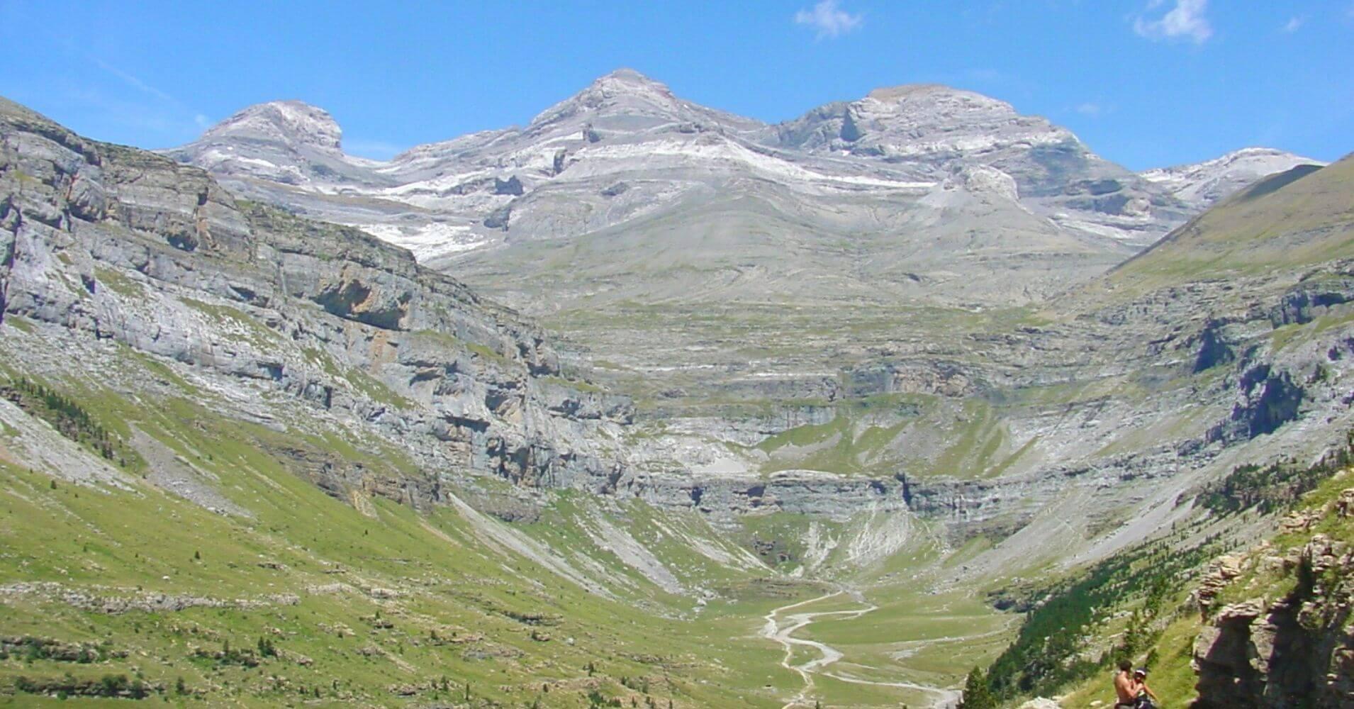Macizo de las Tres Sorores. Huesca.
