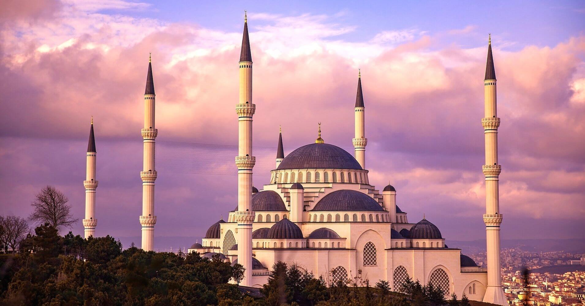 Mezquita Azul. Estambul, Turquía.