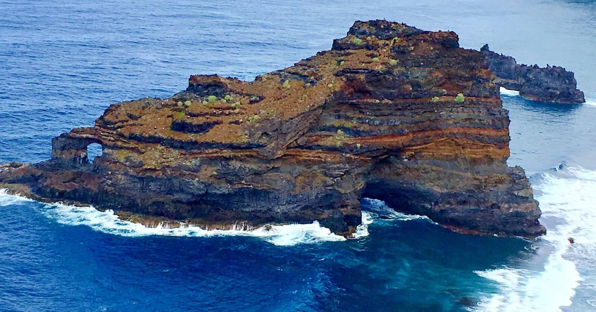 Mirador del Aserradero. Isla de La Palma. Islas Canarias.