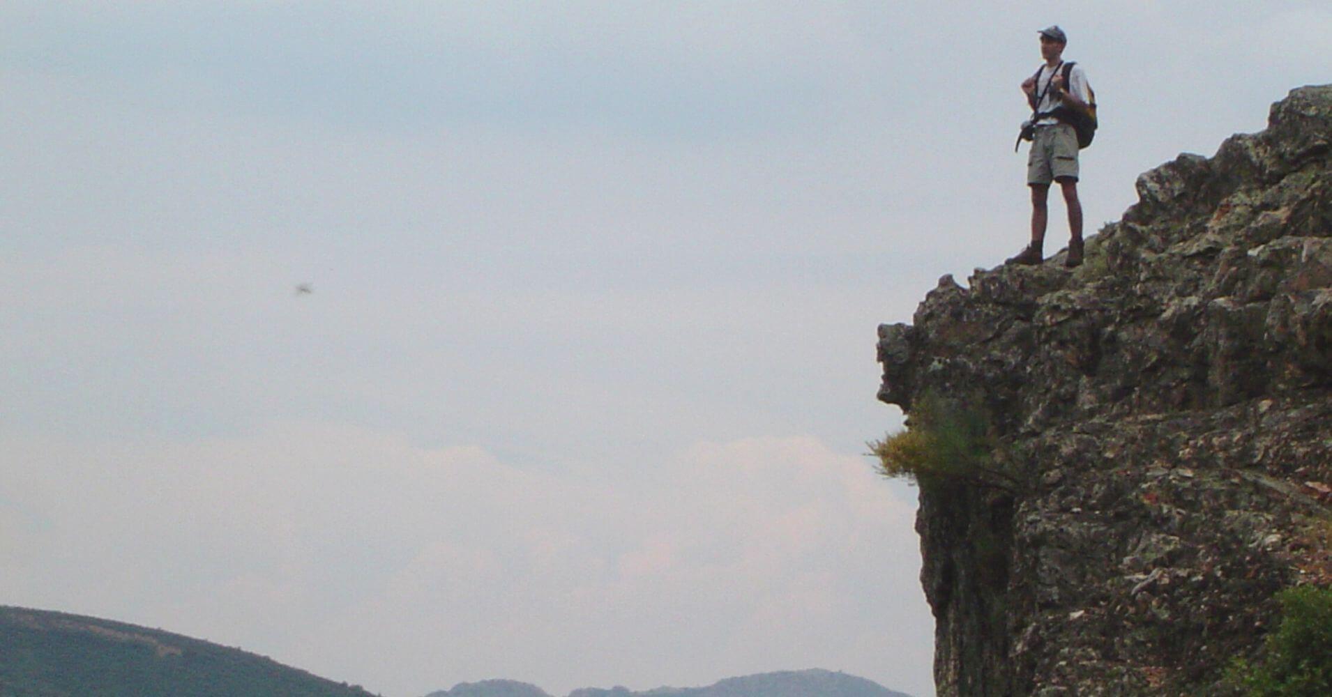 Montes de Toledo. Los Navalucillos, Castilla la Mancha.