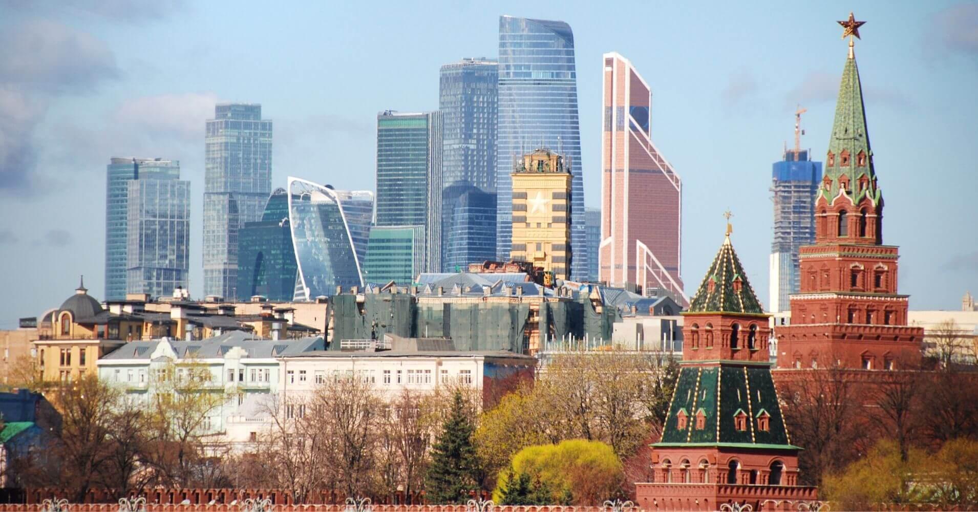 Moscú, Viajar a Rusia.