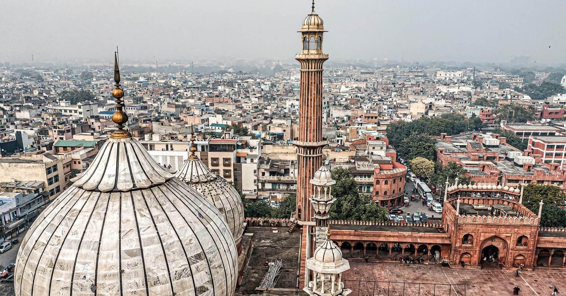 Nueva Delhi. India.