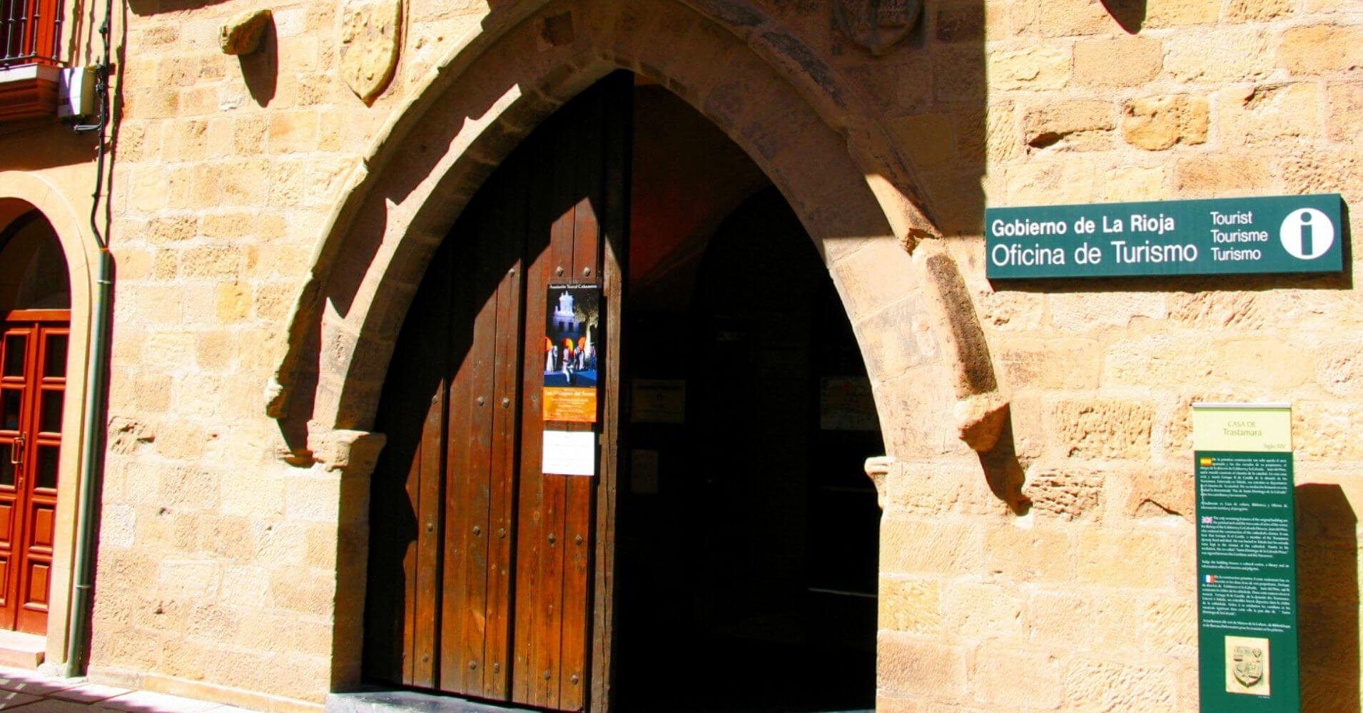 Oficina de Información y Turismo La Rioja.