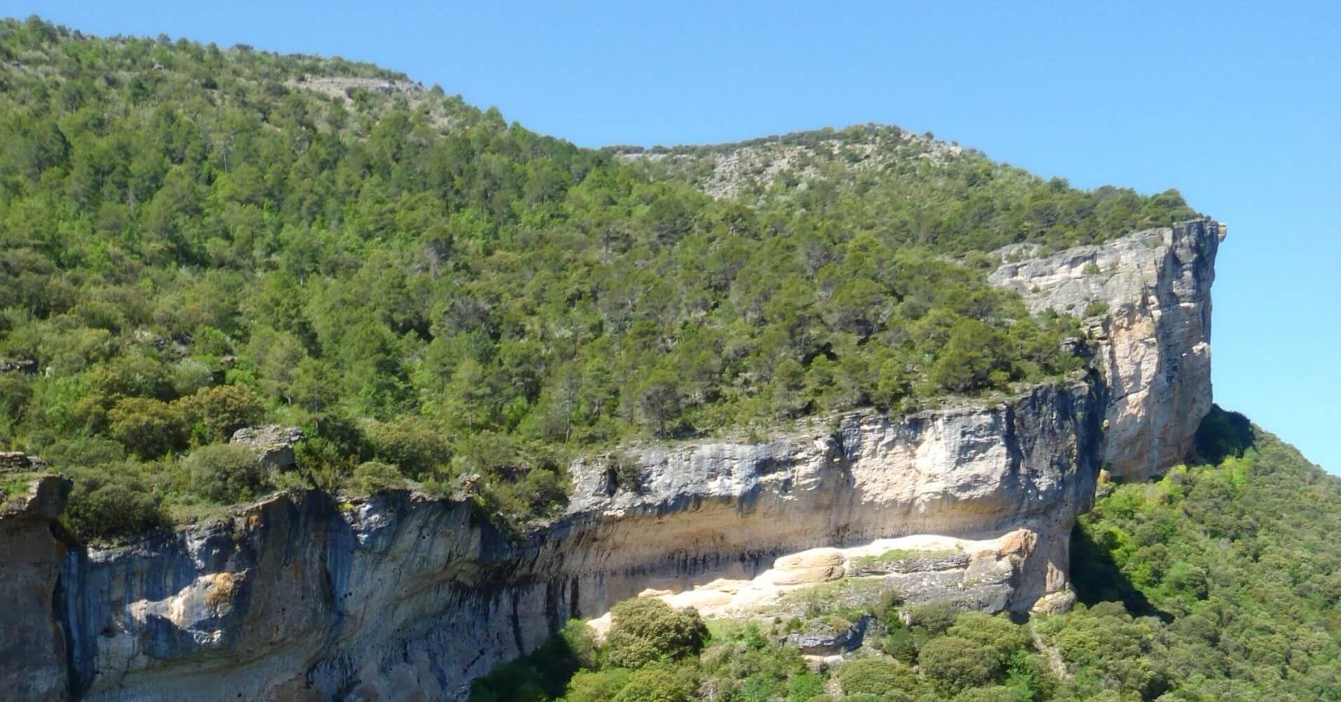 Panorámicas de la Serranía de Cuenca, Castilla la Mancha.