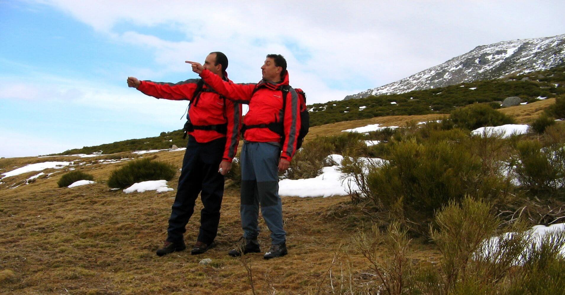 Panorámicas de la ruta, Sierra de Gredos. Ávila. Castilla y León.