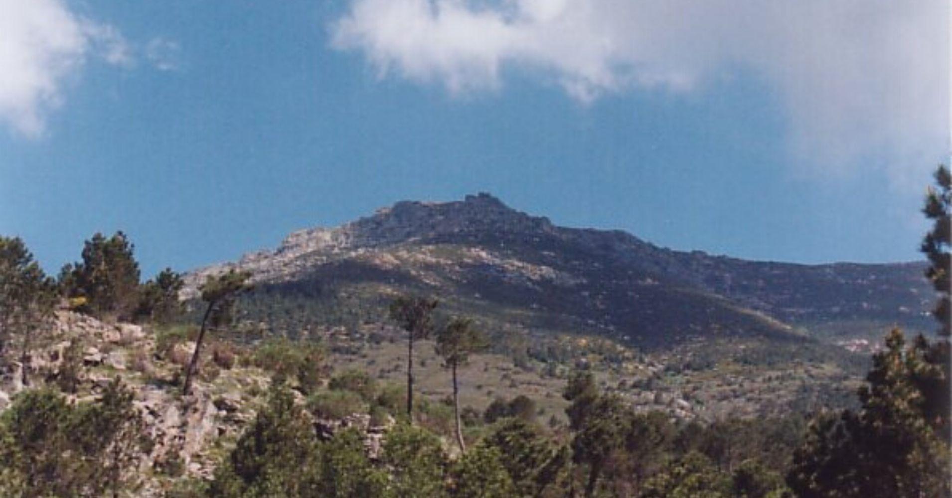 Pico de La Escusa. Ávila. Castilla y León.