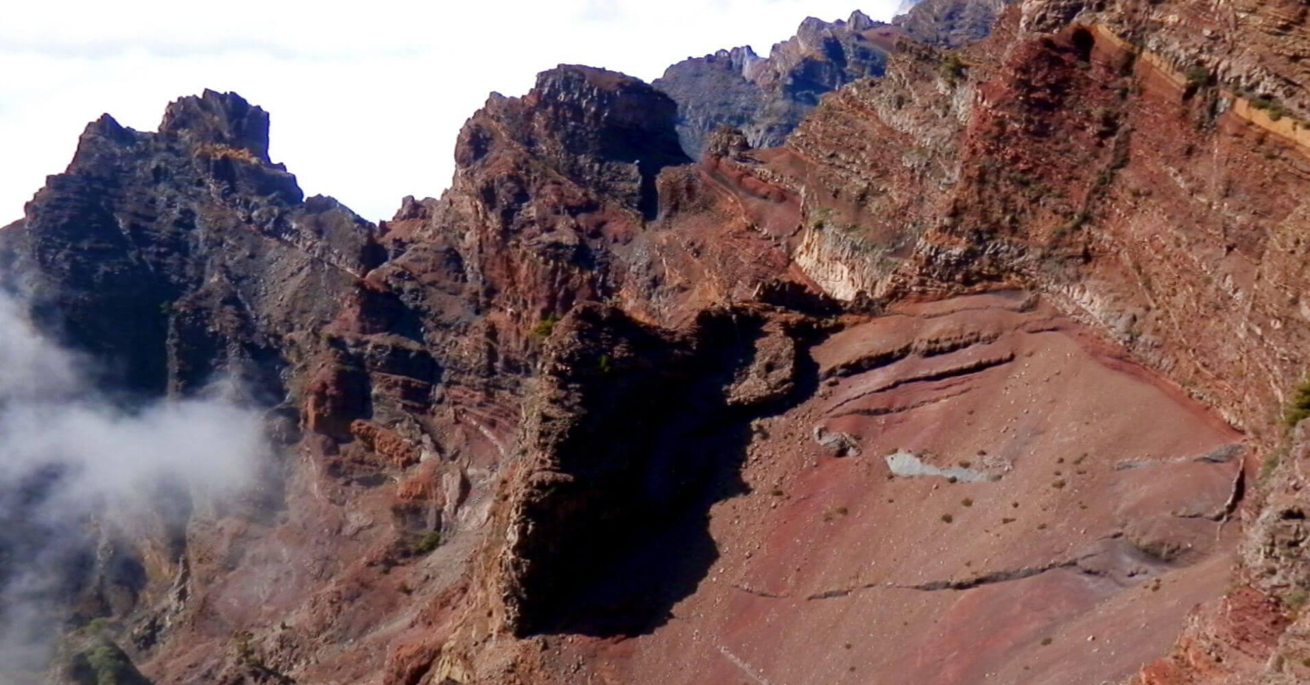 Parque Nacional Caldera de Taburiente. Isla de La Palma. Canarias.