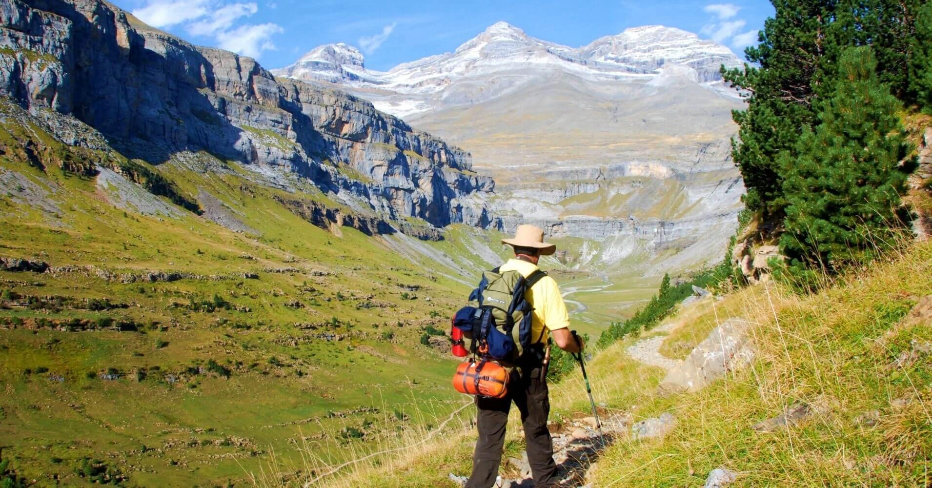 Parque Nacional de Ordesa y Monte Perdido. Huesca. Viajar a Aragón.