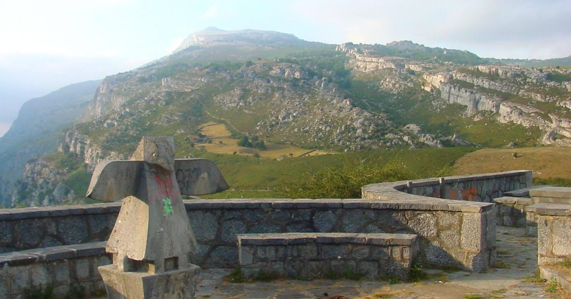 Parque Natural de los Collados de Asón. Cantabria.