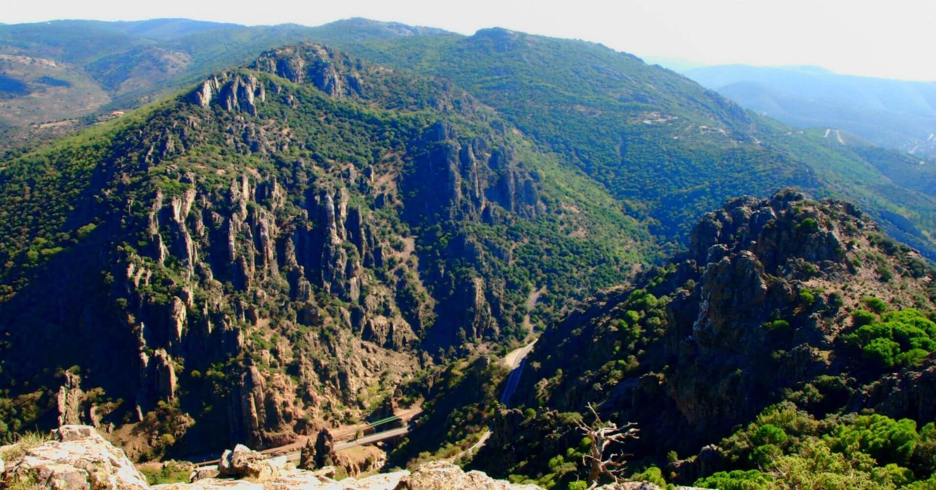 Parque Natural de Despeñaperros. Jaén.