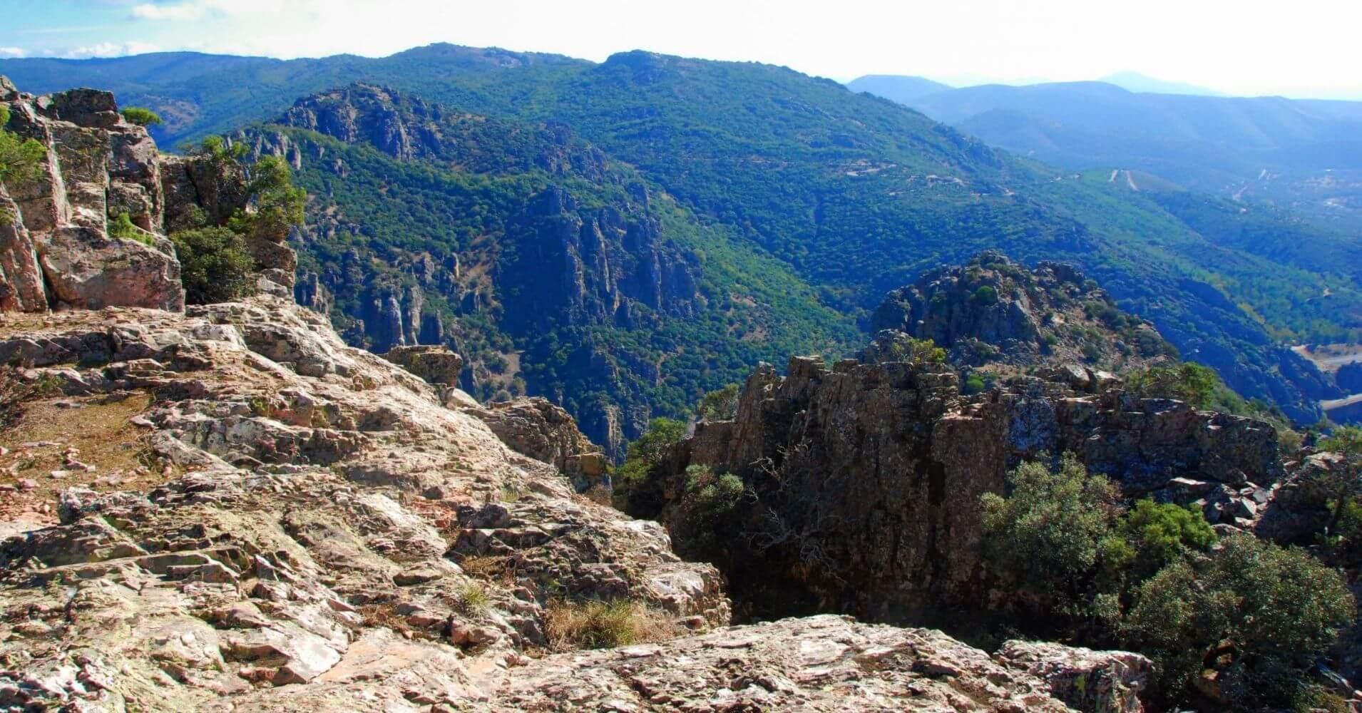 Parque Natural Despeñaperros. Jaén.