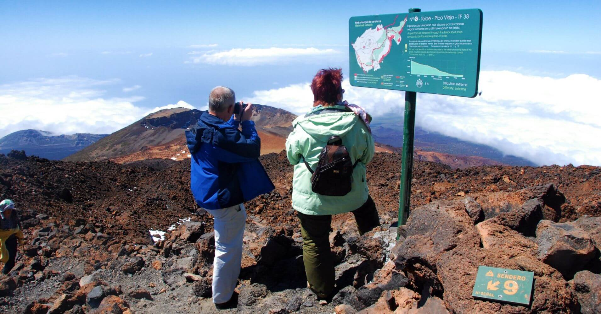 Parques Nacionales de Canarias. Parque Nacional de las Cañadas del Teide. Isla de Tenerife, Islas Canarias.