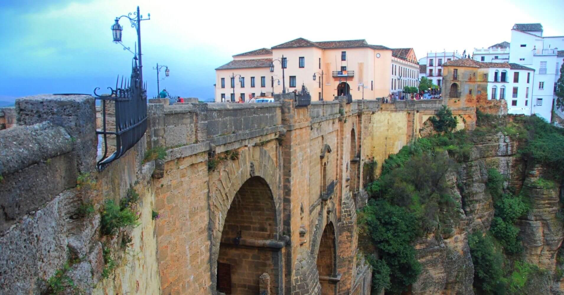 Paseando por Ronda. Málaga, Andalucía.