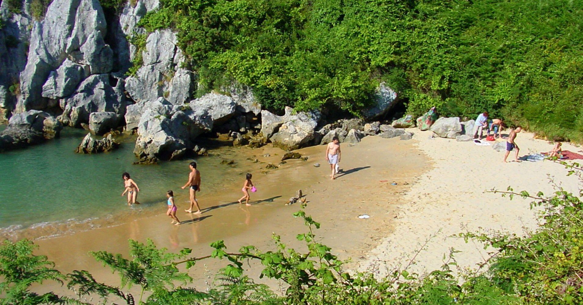 Monumento Natural del Concejo de Llanes. Asturias.