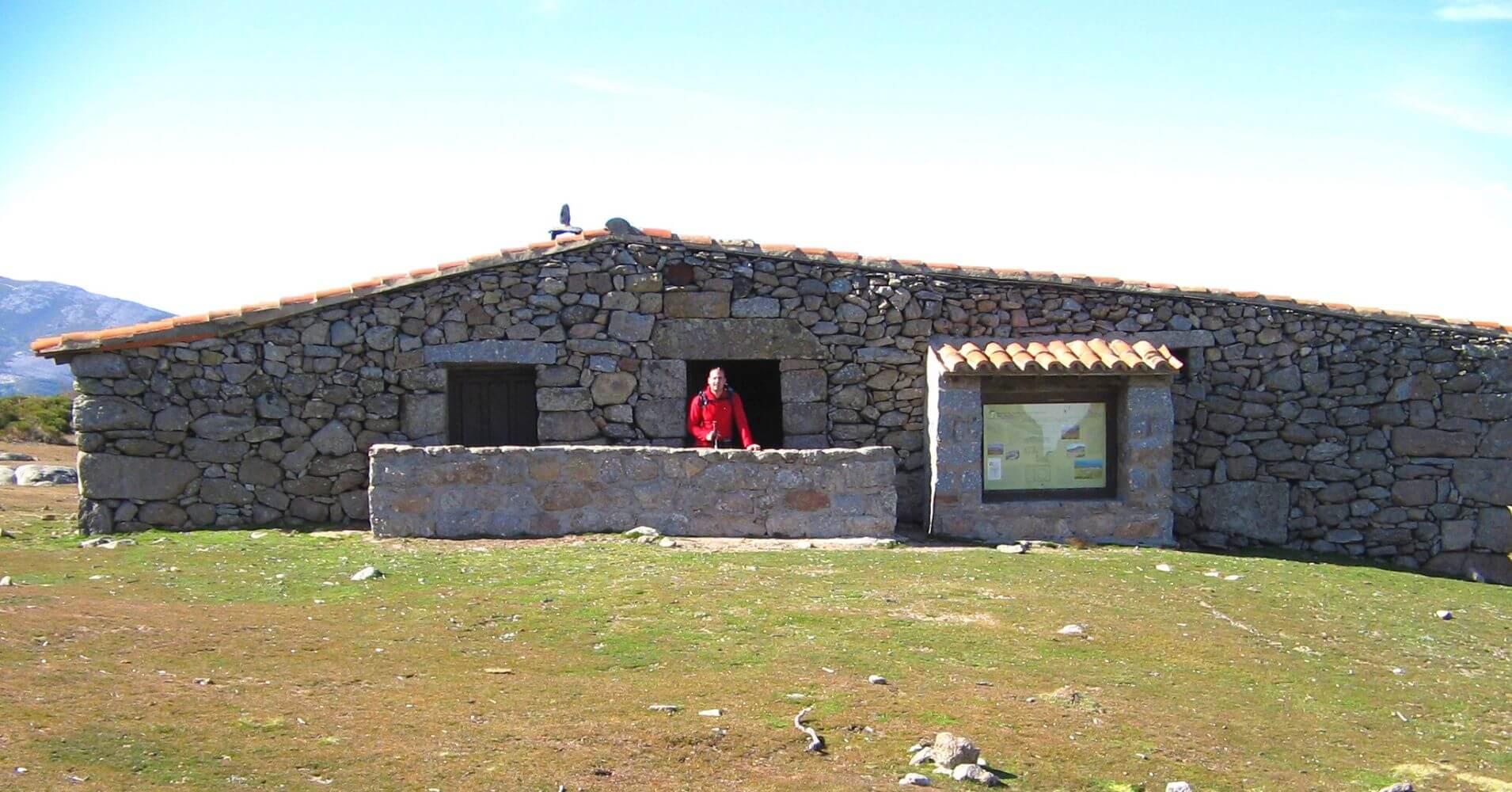 Pozo de la Nieve, Valle de Iruelas. Ávila. Castilla y León.